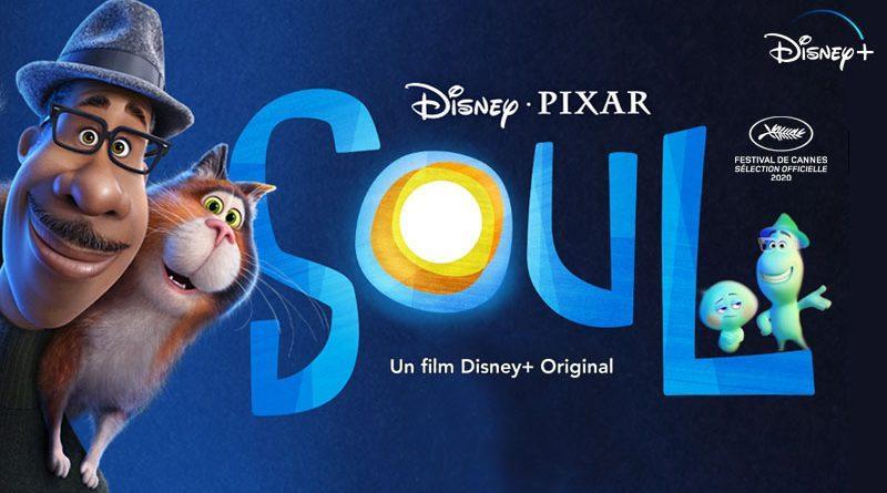 Soul le nouveau Pixar