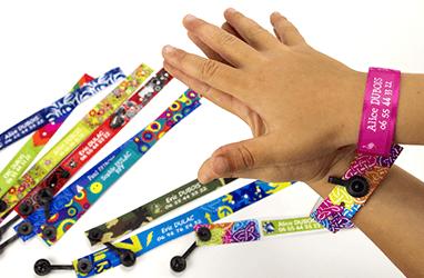 Stikets bracelet identification enfant