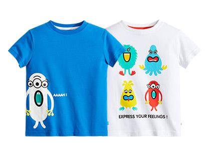 Tshirts garcon