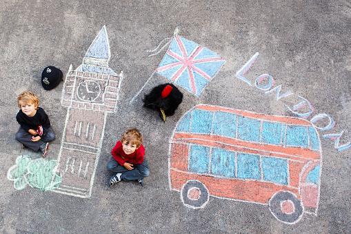 Londres en famille : nos indispensables guides touristiques