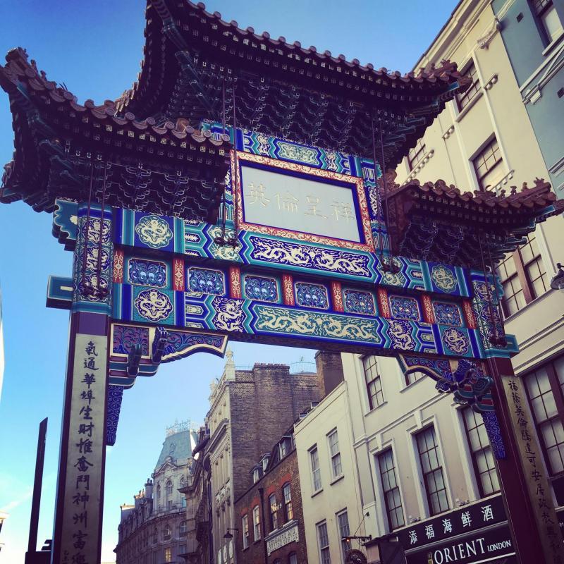 Le Nouvel An Chinois à Londres 2019