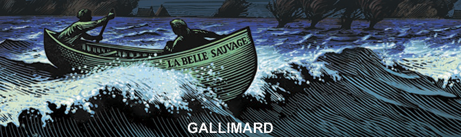 La belle sauvage (illustrationChris Wormell)