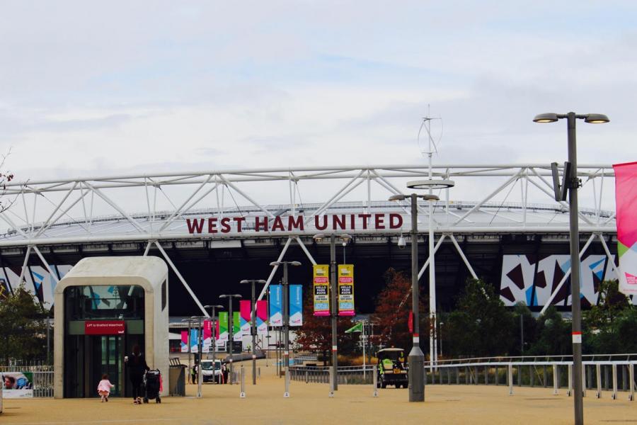 Stade de Londres