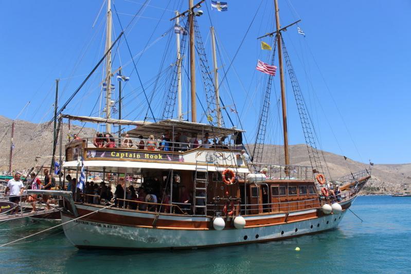 excursion sur 3 îles : Pserimos, Kalimnos, et Plati