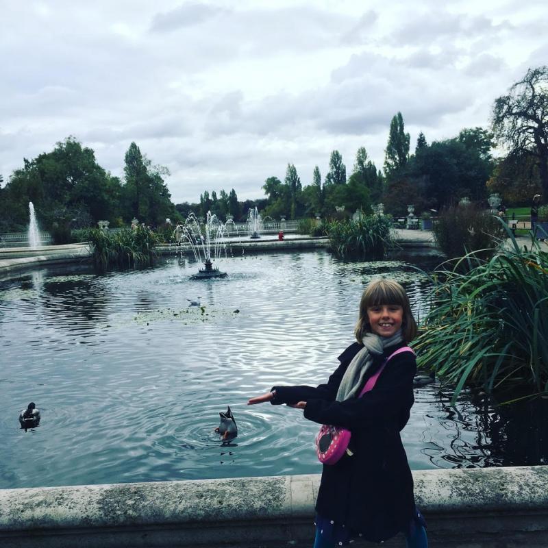 Les Parcs du centre de Londres