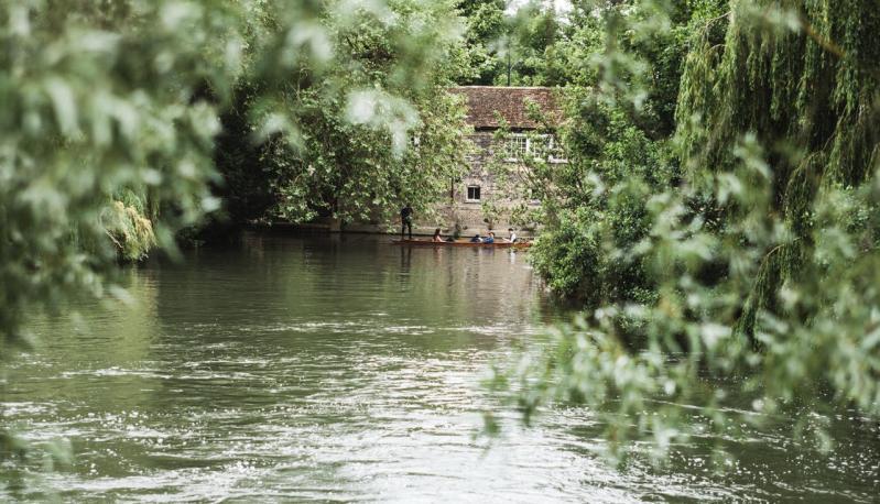 Balade à Cambridge
